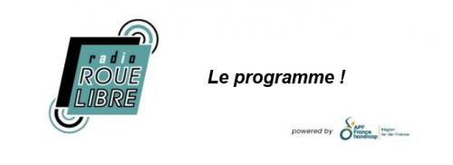#accessibilité, #rouelibre, #emission, #radiolibre, #twitch